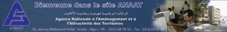 Agence National de l'Aménagement du Territoire