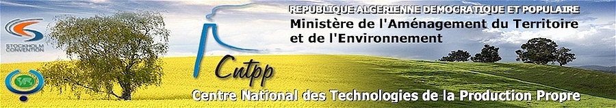Centre National des Technologies de Production Plus Propre