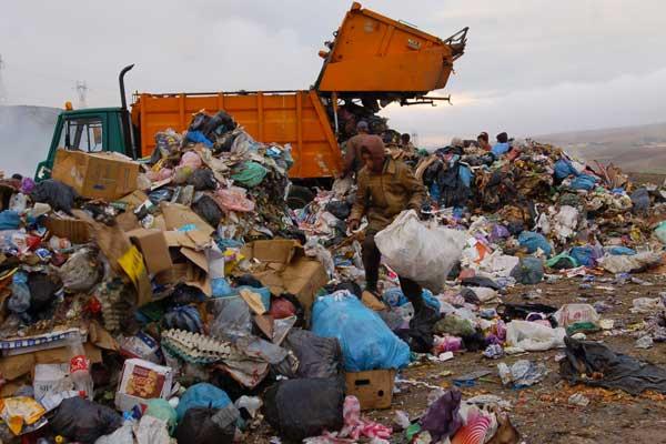 L'Algérie produit 13 millions de tonnes de déchets par an