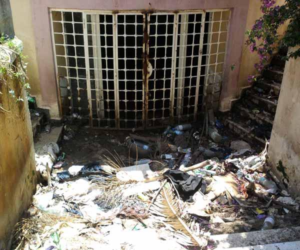 Un local abandonné pourrait servir de salle de lecture à Sidi M'hamed