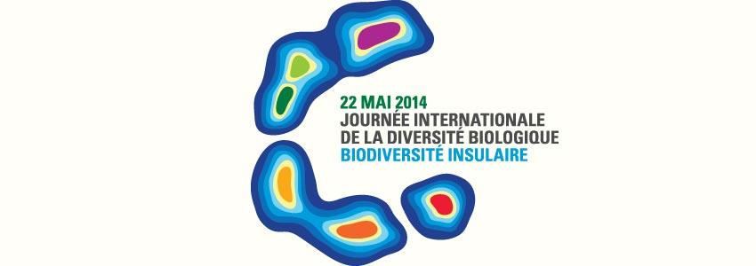 Le 22 mai 2014, c'est la journée mondiale de la Biodiversité des Îles